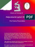 Helicobacter pylorii 2016