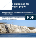 RSC SESL Toolkit - Improving Outcomes for Disadvantaged Pupils