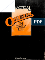 51782a596340 Dion Fortune - Practical Occultism in Daily Life.pdf