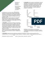 1. UERJ Discursivo - Respiração Celular e Mitocondria