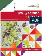Leo y Aprendo Biología