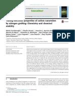 Tuning Electronic Properties of Carbon Nanotubes