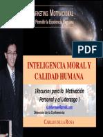 Carlos de la Rosa Vidal - Inteligencia Moral y Calidad Humana.pdf