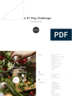 21 Day Challenge Recipe Book Web New