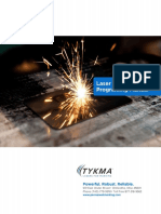 TYKMA Laser Marking Manual REV214