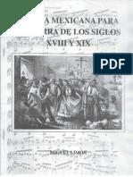 Miguel Limón - Música Mexicana Para Guitarra de Los Siglos XVII y XIX