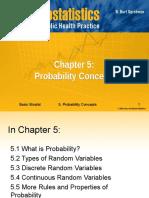 Probablity Concept
