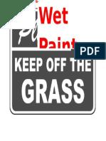Jeff's Wet Paint Sign.docx
