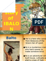 Epic Story of Ibalon