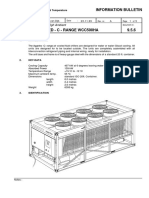 500 Kw Chiller Data Sheet