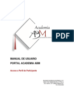 Manual Del Usuario Portal ABM V2