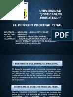 Diapositivas Procesal Penal