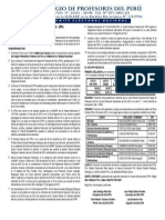 RESULTADOS ELECTORALES - RESOLUCIÓN N° 06-2016-CEN-CPPe.