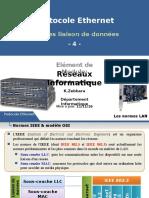 04- Couche Laison de Données - Contrôle D_erreur & Adressage Physique - ESTG