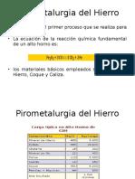 Pirometalurgia 1