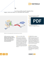 Data Sheet for SIP Voice Media Gateway Unit VOIP1