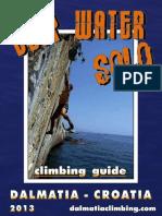 Dalmatia coast DWS guide