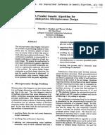 A Parallel Genetic Algorithm for Multiobjective Microprocessor Design_ICGA