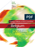 Energy Policies of IEA Countries Belgium 2016 Review