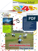 WGS - school newsletter 2014 Term 1 Newsletter 1