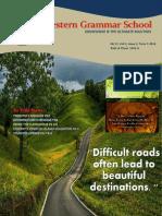 WGS - school newsletter 2014 Term 1 Newsletter 2