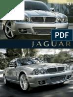 2009 Jaguar XJ brochure