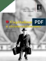 Capitalismo e Riconoscimento-Firenze University Press (2010)