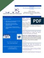 Boletin CAPS Te Informa - 150610