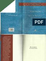 DERRIDA, Jacques. Mal de Arquivo, uma Impressão Freudiana.pdf