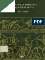 Paul Veyne - Yunanlılar Mitlerine İnanmışlar Mıydı