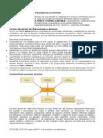 Capitulo 5 Estructura Fianciera de La Entidad Resumen