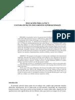 Dialnet-EducacionParaLaPazYCulturaDePazEnDocumentosInterna-201070