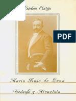 Cortijo, Esteban - Mario Roso de Luna, Teósofo y Ateneista