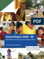 Annual Report08 09
