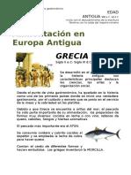 TEMA 4. Alimentacion en Europa Antigua (1)