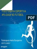 Fisioterapia esportiva aplicada ao futebol