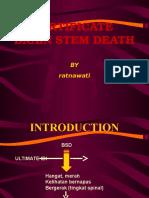 Mati Batang Otak