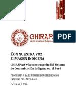 Con Nuestra Voz e Imagen Indígena