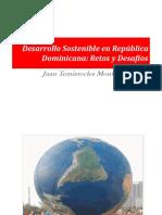Desarrollo Sostenible en Republica Dominicana Retos y Desafios
