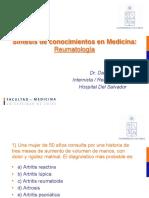Repaso Reumatolog a Dr. Erlij