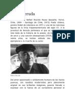 Pablo Neruda Biografia