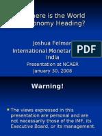 World economy IMF