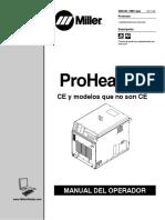 Manual de Proheat Miller