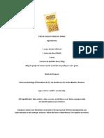 Receita Pão de Queijo Forno de Minas(1)