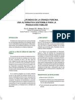 Camas profundas en la crianza porcina Una alternativa sostenible para la produccion familiar.pdf