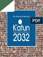 Plan Nacional Katun 2032