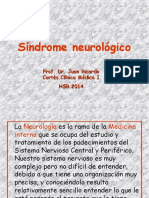 sindrome neurologico
