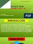 1.- Exposicion Ley 29783
