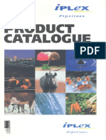 Iplex UPVC Pipes and Fittings Catalogue