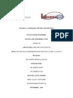 Unidad1VIciclo Responsabilidad Social Estudio de Suelos Caleta